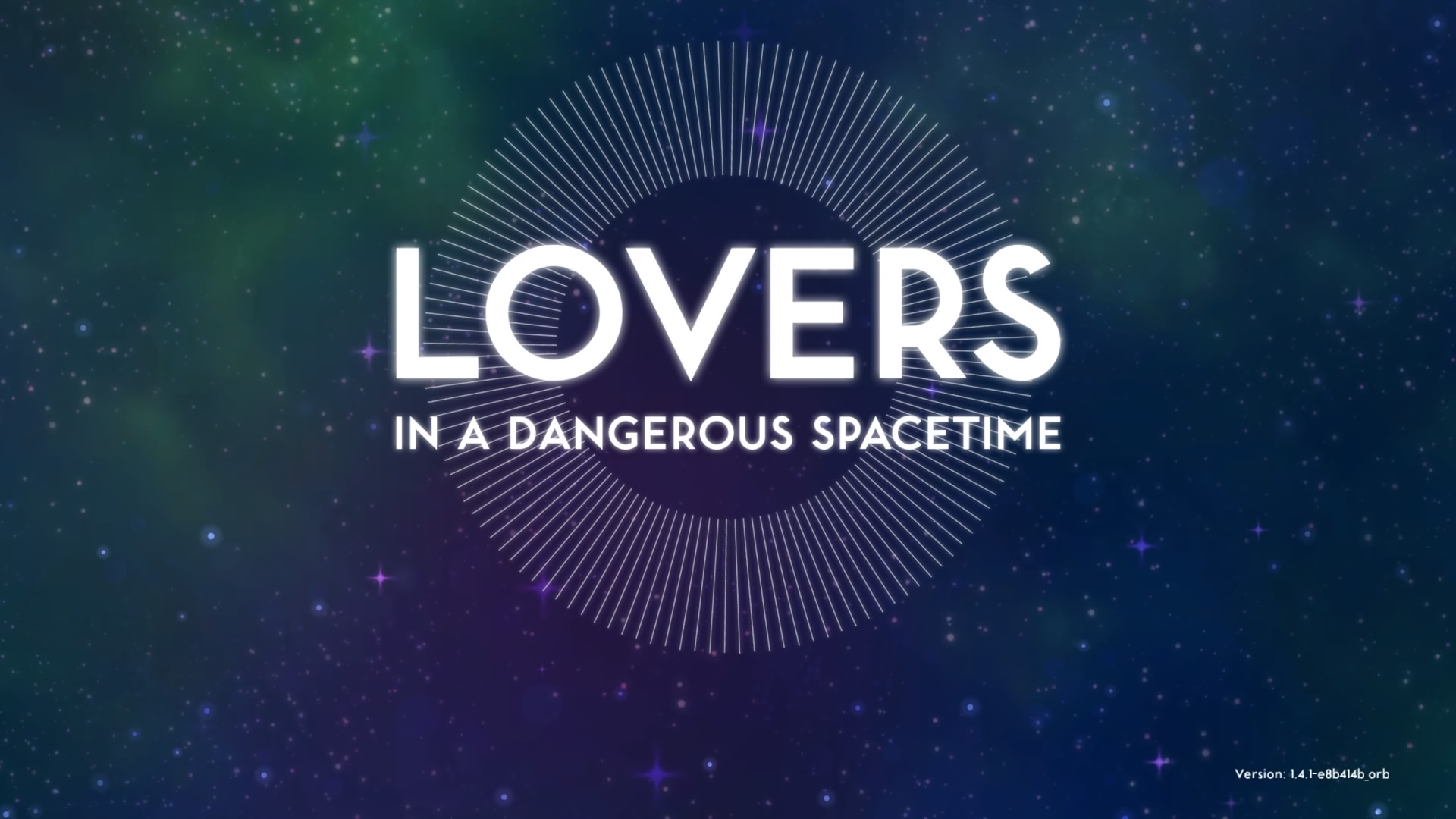 Lovers in a Dangerous Spacetime_20170727134506