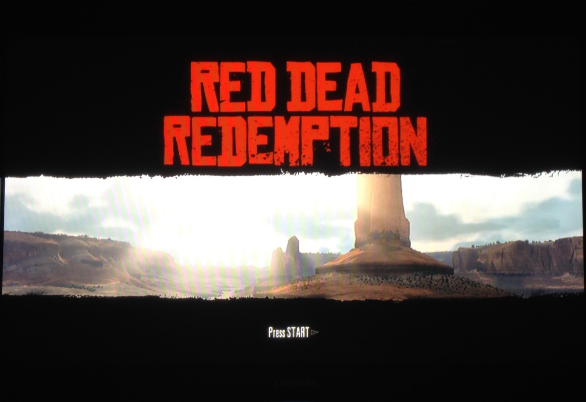 Review – Red Dead Redemption –PS3
