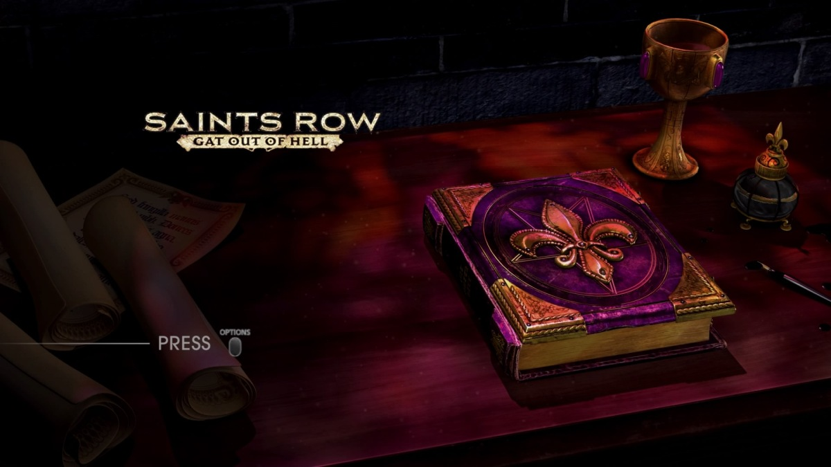 Review – Saints Row: Gat Out Of Hell –PS4