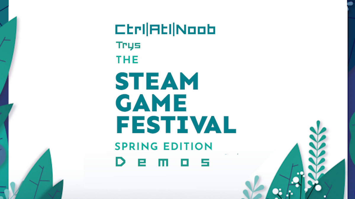 Steam Game Festival: Spring Edition 2020