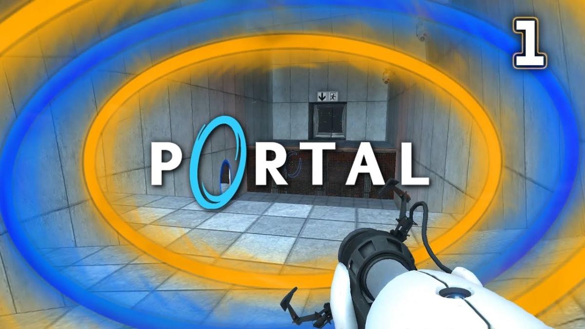 Let's Play –Portal