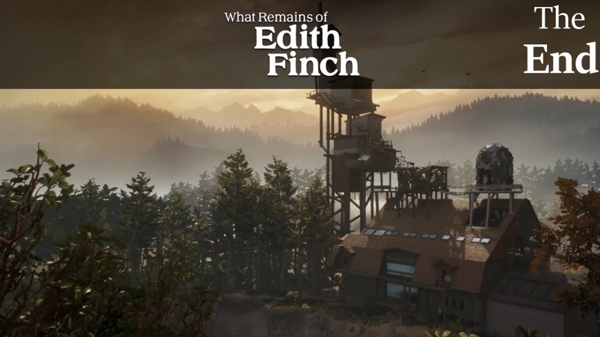 Let's Play – What Remains of EdithFinch