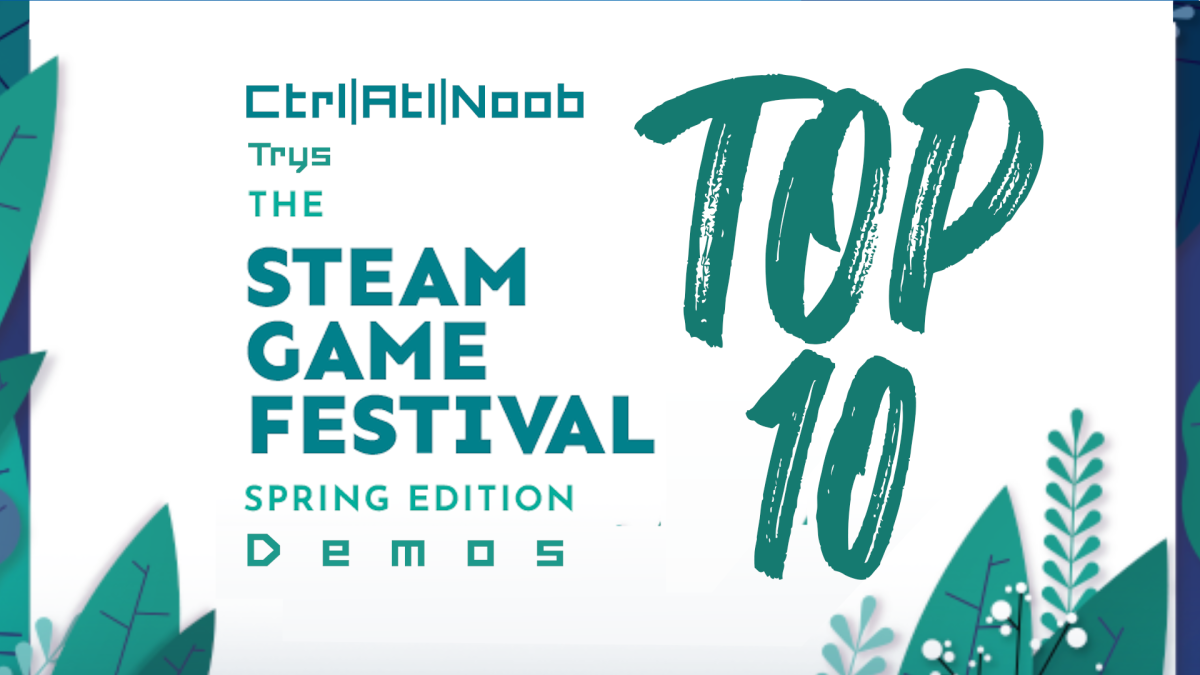 Steam Game Festival: Spring Edition 2020 – Top 10 Demos